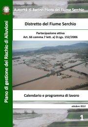 documento in formato PDF - Autorità di Bacino del fiume Serchio