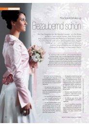 Hochzeits-Make-up: Bezaubernd schön - Studio Susanne Lamprecht