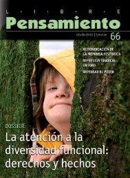 Descargar Libre Pensamiento 66 - otoño 2010 ... - Rojo y Negro