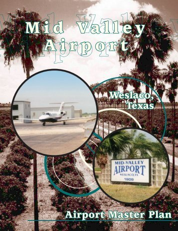 Airport Master Plan - City of Weslaco