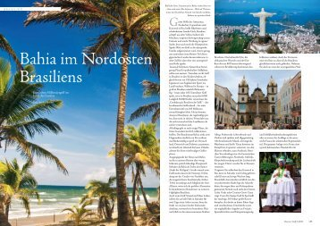 Bahia im Nordosten Brasiliens - Golf Travel Consulting, Inc.