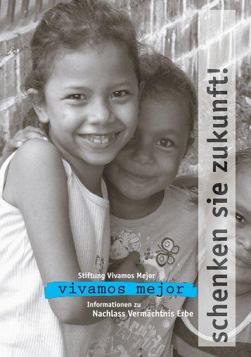 Nachlass Vermächtnis Erbe - Vivamos Mejor