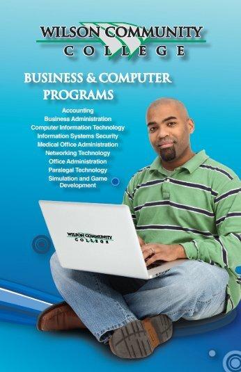 business & computer programs - Wilson Community College