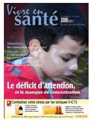 Magazine Vivre en Sante - Produit naturel