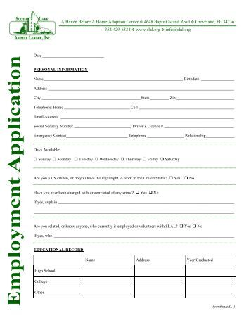 how to fill out an online application pdf