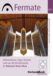 Katholischer Dekanatsverband Rems-Murr