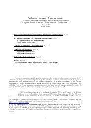 Evaluation cinquième - Michel Delord - Free