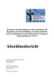 Evaluation als pdf-Datei - Landesnetzwerk Bürgerschaftliches ...