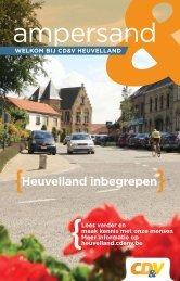 Heuvelland inbegrepen - CD&V