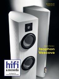 hifi &records - Isophon
