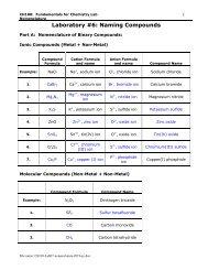 Ch100-Lab06-nomenclature-f07-key