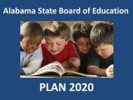 Alabama Board of Education - Alabama Department of Education