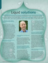 Liquid solutions - Saph Pani