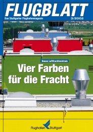 Ausgabe 3/02 - Flughafen Stuttgart