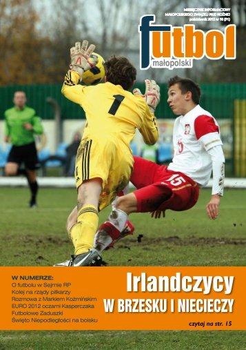 Irlandczycy - Małopolski Związek Piłki Nożnej