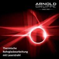 Flyer Laserfügen.indd - Arnold Gruppe