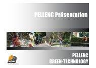 Presentation PELLENC + GT 2011_GER