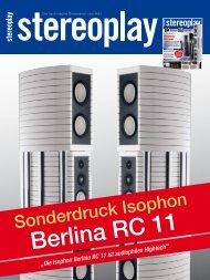 Berlina RC 11 - Isophon