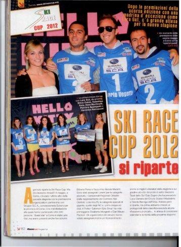 RaceSkiMagazine n.116 novembre 2011.pdf - Ski Race Cup