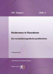 2009-01-23-svr-rapport2008-5 - Vlaanderen.be