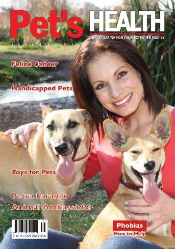 Pets Health Spring 2012 - Petra Laranjo