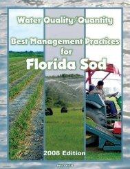 DACS-P 01330 - Florida Department of Environmental Protection