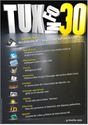 TuxInfo 30 - Index of
