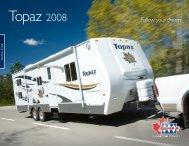 Topaz 2008 - Triple E Recreational Vehicles