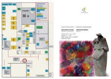 Ausstellungsheft! - Kloster Hegne