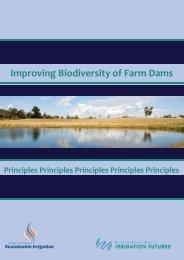 WebReadyprinciples.pdf - CRC for Irrigation Futures