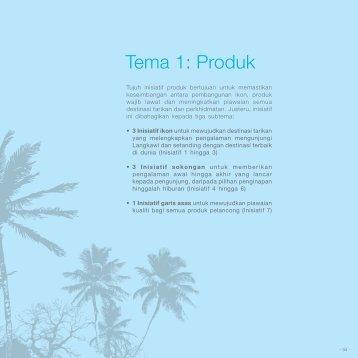Tema 1: Produk - Lembaga Pembangunan Langkawi