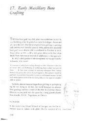 17. Early Maxillary Bone Grafting 299 - Louis Calder Memorial Library