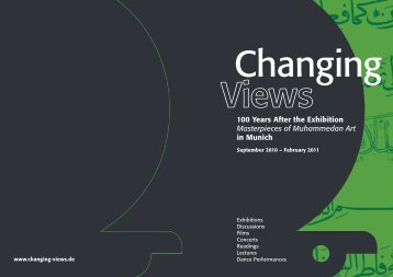 Changing Views - Ruth Dieckmann