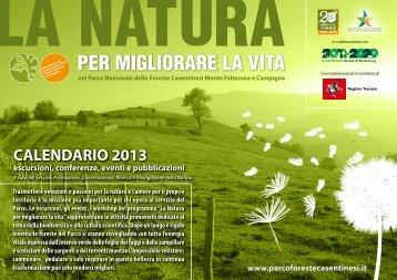 Scarica il programma completo - Parco Nazionale delle Foreste ...