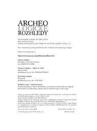 2007_4 - Archeologický ústav AV ČR