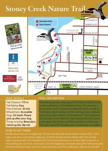 View tour card - Vanderhoof District Chamber of Commerce