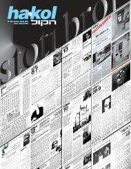 Ha-kol br. 100.pdf - Židovska općina Zagreb