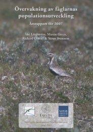 Årsrapport för 2007 - Forskning - Lunds universitet