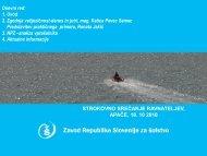 Analiza vprašalnikov NPZ, 18.10.2010 - Zavod RS za šolstvo