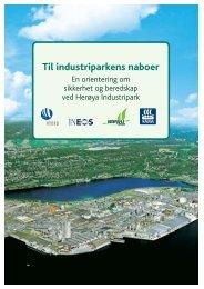 til industriparkens naboer - Grenlandssamarbeidet