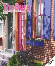Greater Harrisburg's Community Newspaper May 2010 - theBurg