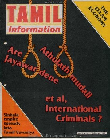 International Criminals ?