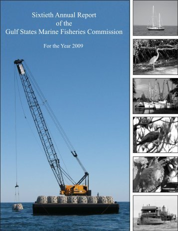 Annual Report of the GSMFC 60.pdf - Gulf States Marine Fisheries ...