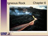 Igneous Rock