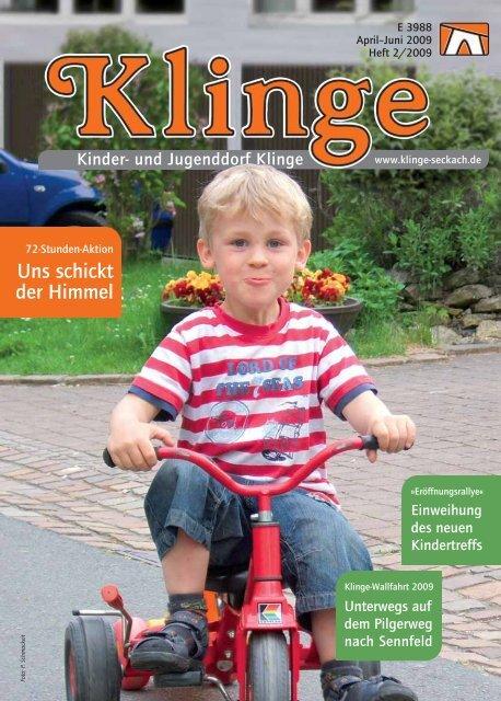 Uns schickt der Himmel - Kinder- und Jugenddorf Klinge, Seckach