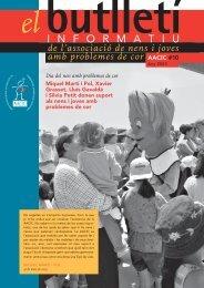 Butlleti 10.pdf - associació de cardiopaties congènites