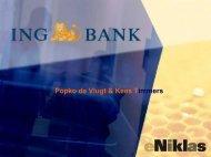 Balanced Scorecard ING BANK - sasCommunity.org