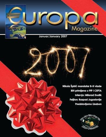 Januar 2007.pdf - Europa Magazine