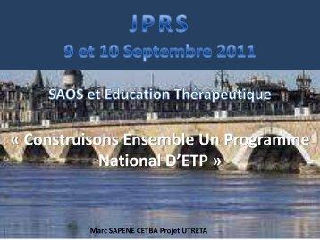 Diapositive 1 - JPRS