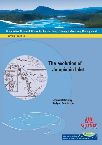 The evolution of Jumpinpin Inlet - OzCoasts